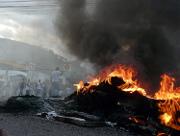 Honduras under indefinite curfew; ministry interrupted
