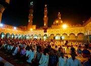The end of Ramadan signifies less tension between Christians and Muslims