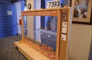 7,000 gumballs to share hope