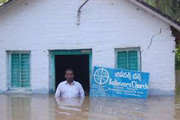 Massive flooding hits India, Christians respond