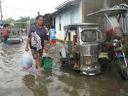 Another typhoon bears down on the Philippines