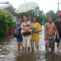 CRWRC cares for flood victims