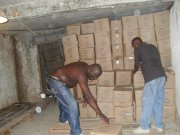 Haiti ministry feels gnawing hunger keenly
