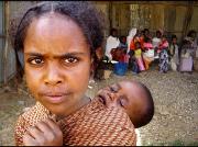 Hunger stalks Ethiopia