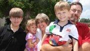 Buckner encourages families to adopt children from around the world