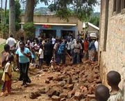 Muslims attack church in Uganda