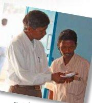 50 audio Scripture units stolen in India