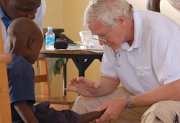 Missionary receives top honors for work in Kenya