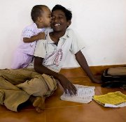 Couple loses children, reaches out to orphans