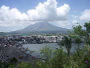 Volcano prompts evacuations in the Philippines