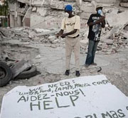 Baptist pastor dies in quake