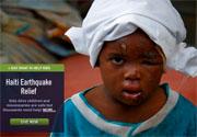 Orphan population will explode following Haiti's quake