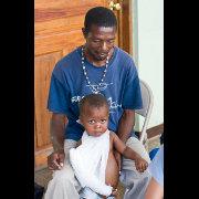 Haiti victim needs shift away from trauma