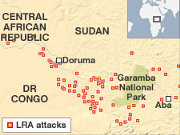 LRA attacks believers