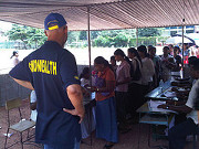 Sri Lanka tense following election