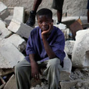 Disease looms over Haiti's quake survivors