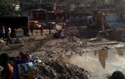 Rains complicate Haiti response