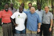 Scripture project hits roadblock in Haiti's fall