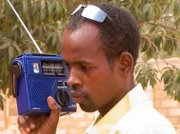 Multipurpose radios bring Gospel to Africa