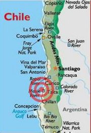 Lennox sets relief plan for Chile