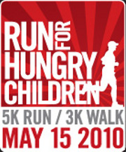 Run to raise awareness and funds for the world's poorest children