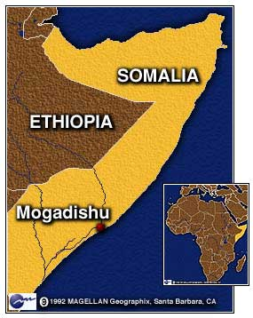 Mystery: why isn't ISIS in Somalia?
