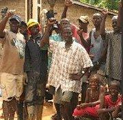 Manfonki village receives new well