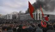 A violent Revolution hits Kyrgyzstan
