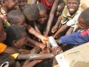 Dagara team uses water as a bridge to evangelism