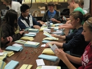 Volunteers cut ministry's costs, share in kingdom building