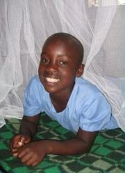 Help protect children from malaria with mosquito nets