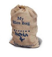 Rice bags and change bring love of Christ to children