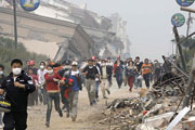 Nearly 18,000 still missing 2 years after China quake