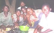 A skit brings hope and healing to Kinshasa