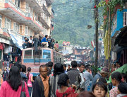 Nepal rebels end debilitating strike