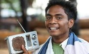 Radio program reaches past the borders of India