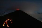 Guatemala on alert in wake of volcanic eruption