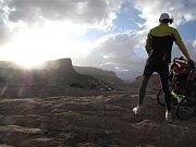 Cross-country run for Haiti
