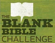 'Blank Bible Challenge' illuminates Word to those who have it and those who don't