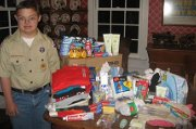 Guatemalan orphans have clothing and hygiene items thanks to Boy Scout troop