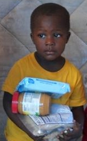 Childcare Worldwide fills stomachs with food and hearts with Christ's words