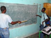 Not everyone stalled in Haiti's rebuild