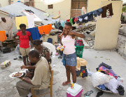 Transitional housing best option for Haiti rebuild