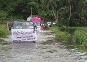 Disease looms over Sri Lanka's flood survivors