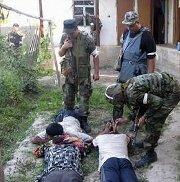 Kyrgyzstan violence continues with raid of Uzbek village