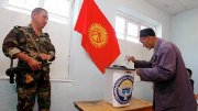 Kyrgyzstan approves parliamentary constitution