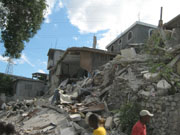 6 months since Haiti's earthquake, God is opening doors