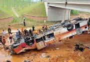 Bus crash kills 12, injures Asian Access coordinator