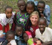 Kenya summer camp volunteers leave today