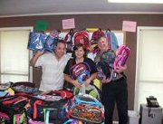 Mission Backpack helps kids in Haiti and Florida